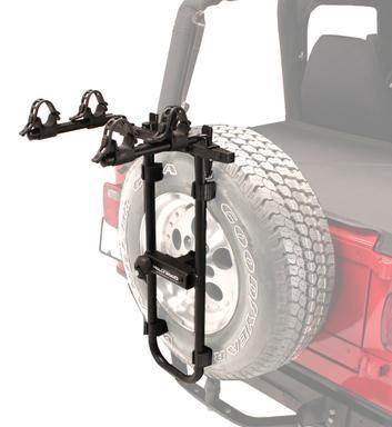 Hollywood SR2 Bolt On Spare Tire Rack